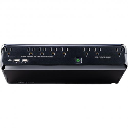 CyberPower Standby SL700U 700VA Slim Line UPS Alternate-Image2/500