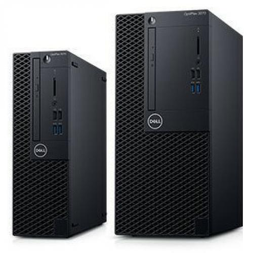 Dell OptiPlex 3000 3070 Desktop Computer   Intel Core I5 9th Gen I5 9500 3 GHz   4 GB RAM DDR4 SDRAM   500 GB HDD   Tower Alternate-Image2/500