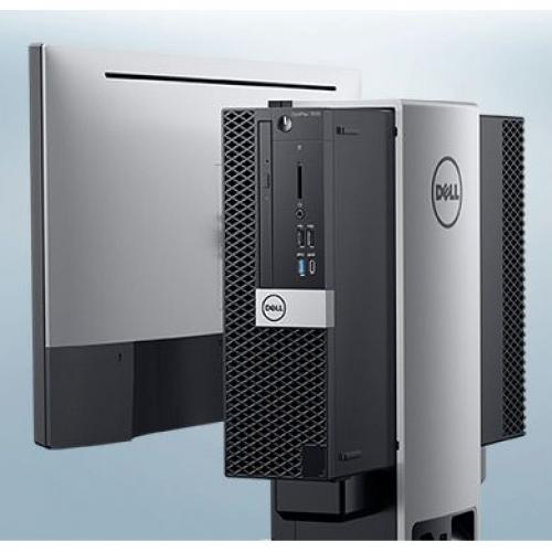 Dell OptiPlex 7000 7070 Desktop Computer   Intel Core I5 9th Gen I5 9500 3 GHz   8 GB RAM DDR4 SDRAM   256 GB SSD   Small Form Factor Alternate-Image2/500