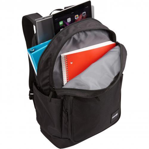 "Case Logic Query CCAM 4116 BLACK Carrying Case (Backpack) For 16"" Notebook   Black Alternate-Image2/500"