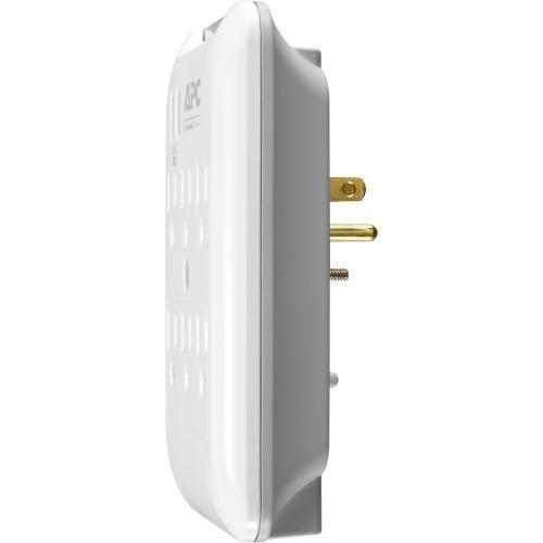 APC By Schneider Electric SurgeArrest Essential 6 Outlet Surge Suppressor/Protector Alternate-Image2/500