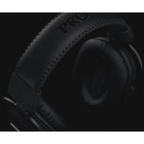 Logitech PRO X Gaming Headset With Blue Vo!ce Alternate-Image2/500