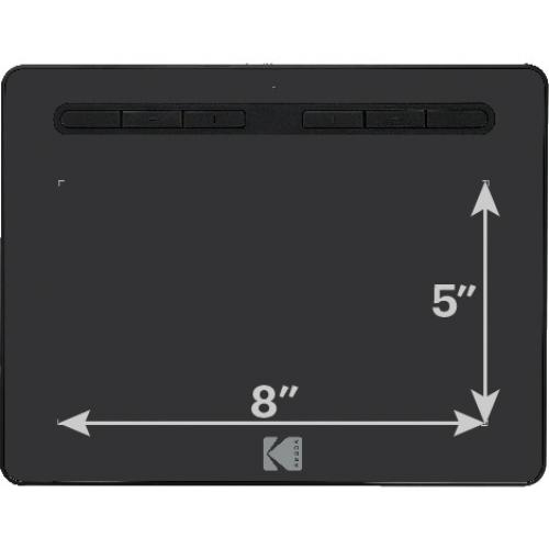 Kodak CyberTablet HD Graphic Tablet F8 Alternate-Image2/500