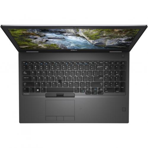 """Dell Precision 7000 7540 15.6"""" Mobile Workstation   1920 X 1080   Intel Core I7 (9th Gen) I7 9850H Hexa Core (6 Core) 2.60 GHz   8 GB RAM   512 GB SSD   Silver Alternate-Image2/500"""