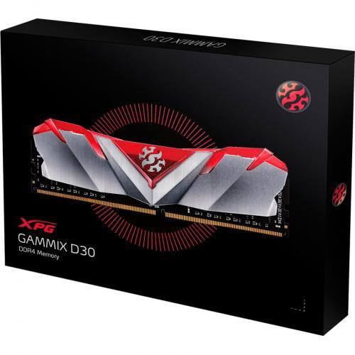 XPG GAMMIX D30 16GB (2 X 8GB) DDR4 SDRAM Memory Kit Alternate-Image2/500