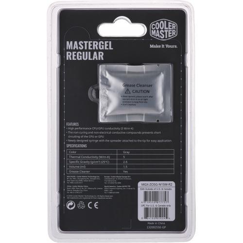 Cooler Master MasterGel Regular High Performance Thermal Grease Alternate-Image2/500