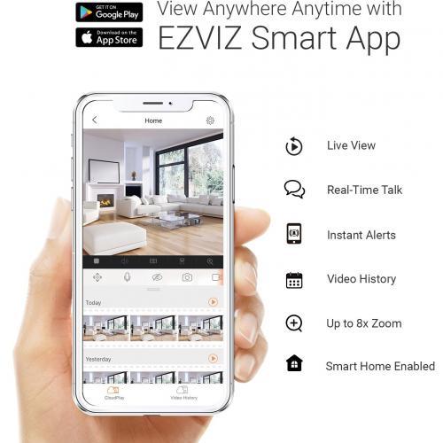 EZVIZ CS CV310 A0 1C2WFR Network Camera   Bullet Alternate-Image2/500