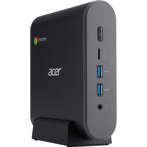 Acer CXI3 Chromebox   Intel Celeron 3867U Dual Core (2 Core) 1.80 GHz   4 GB RAM DDR4 SDRAM   32 GB Serial ATA/600 SSD Alternate-Image2/500