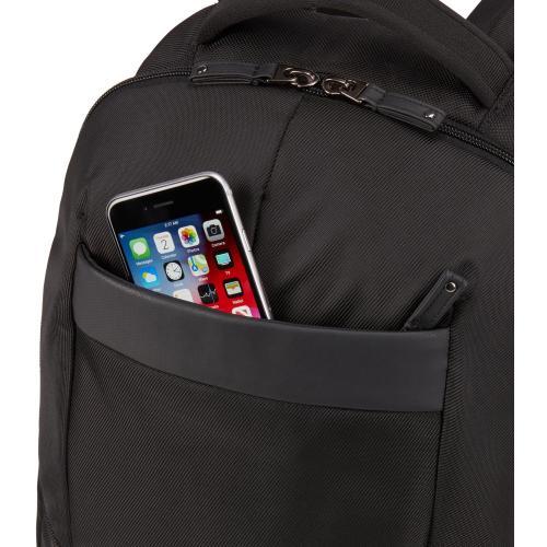 "Case Logic Notion Carrying Case (Backpack) For 14"" Notebook   Black Alternate-Image2/500"