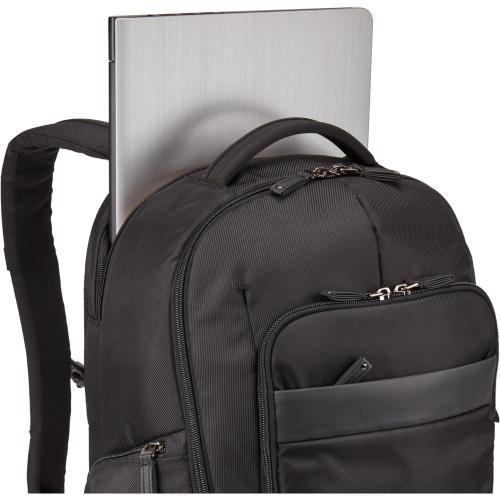 "Case Logic Notion Carrying Case (Backpack) For 17"" To 17.3"" Notebook   Black Alternate-Image2/500"