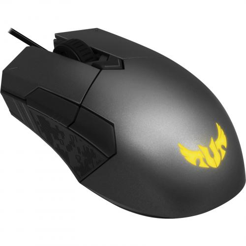 TUF Gaming M5 Optical USB RGB Gaming Mouse With Heavy Duty Omron Switches Alternate-Image2/500