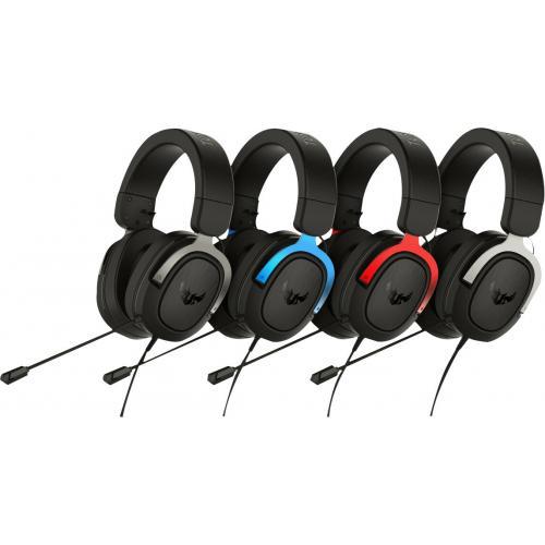 TUF Gaming H3 Gaming Headset Alternate-Image2/500