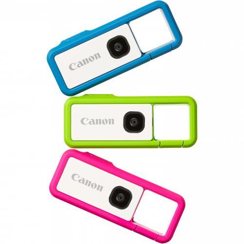 Canon 13 Megapixel Compact Camera   Dragonfruit Alternate-Image2/500