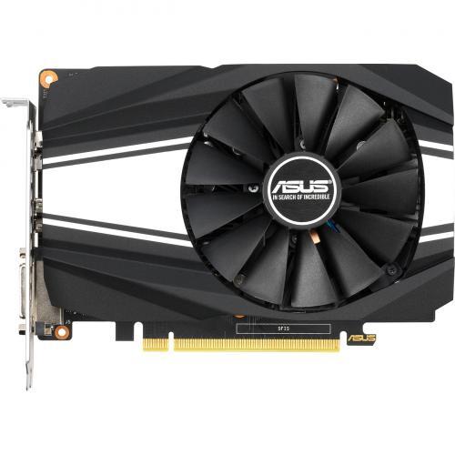 Asus Phoenix PH GTX1660S O6G GeForce GTX 1660 SUPER Graphic Card   6 GB GDDR6 Alternate-Image2/500