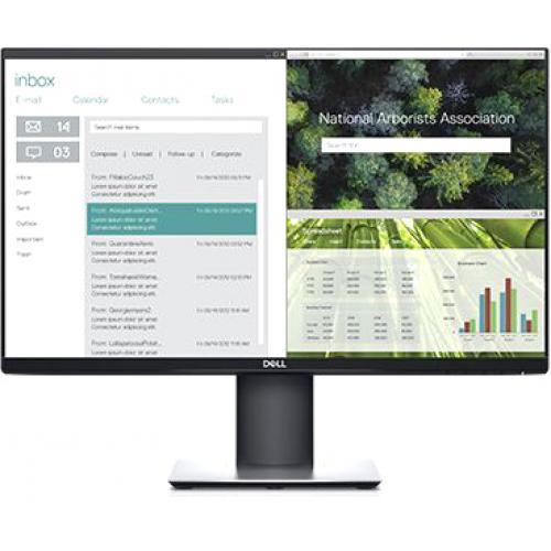 "Dell P2419HC 23.8"" Full HD Edge LED LCD Monitor   16:9 Alternate-Image2/500"