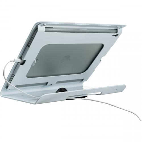 CTA Digital Rotating Theft Deterrent Kiosk Stand For IPad Pro 12.9 Gen. 3 Alternate-Image2/500