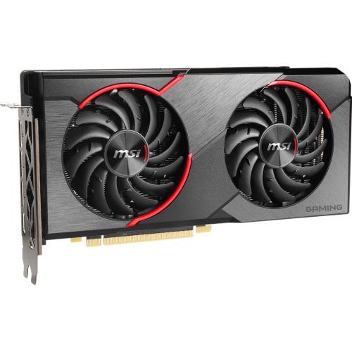 MSI Radeon RX 5500 XT GAMING X 8G Radeon RX 5500 XT Graphic Card   8 GB GDDR6 Alternate-Image2/500