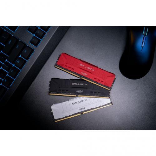 Crucial Ballistix 32GB (2 X 16GB) DDR4 SDRAM Memory Kit Alternate-Image2/500