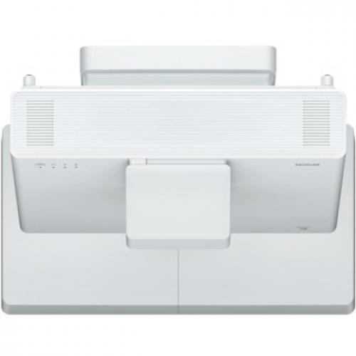 Epson BrightLink Pro 1480Fi Ultra Short Throw Laser Projector   16:9   White Alternate-Image2/500