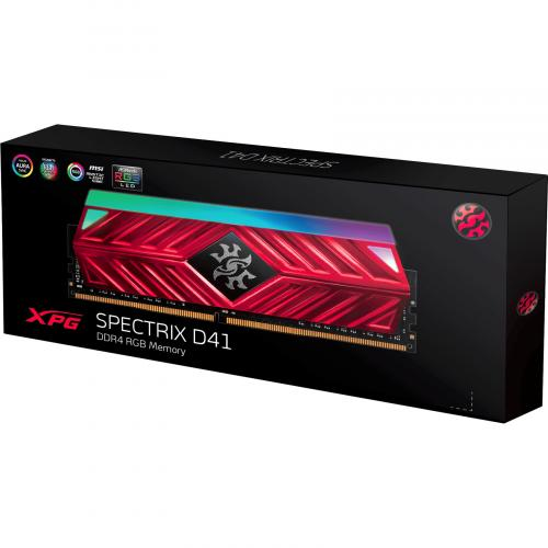 XPG SPECTRIX D41 16GB (2 X 8GB) DDR4 SDRAM Memory Kit Alternate-Image2/500