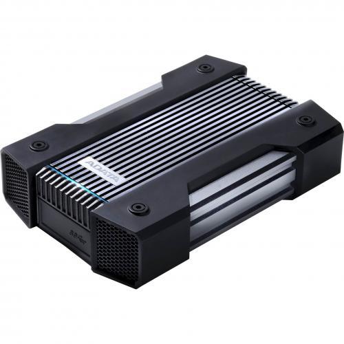 Adata HD830 AHD830 4TU31 CBK 4 TB Hard Drive   External   Black Alternate-Image2/500