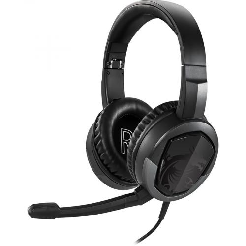 MSI Immerse GH30 Gaming Headset Alternate-Image2/500