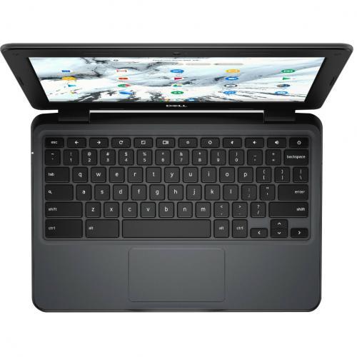 "Dell Chromebook 11 3000 3100 11.6"" Chromebook   HD   1366 X 768   Intel Celeron N4020 Dual Core (2 Core)   4 GB RAM   16 GB Flash Memory Alternate-Image2/500"
