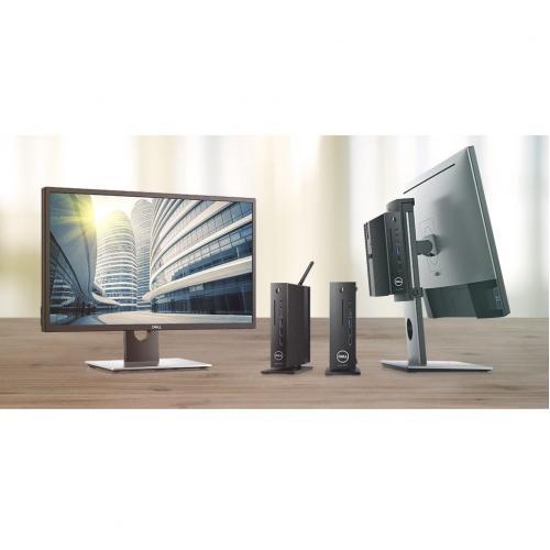 Wyse 5000 5070 Thin Client   Intel Pentium Silver J5005 Quad Core (4 Core) 1.50 GHz Alternate-Image2/500