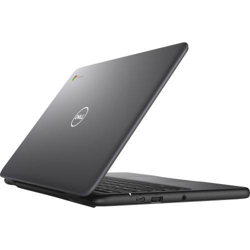 "Dell Chromebook 11 3000 3100 11.6"" Touchscreen 2 In 1 Chromebook   HD   1366 X 768   Intel Celeron N4020 Dual Core (2 Core)   4 GB RAM   32 GB Flash Memory Alternate-Image2/500"