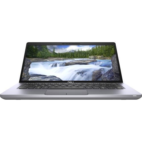 """Dell Latitude 5000 5410 14"""" Touchscreen Notebook   Full HD   1920 X 1080   Intel Core I5 10th Gen I5 10310U Quad Core (4 Core) 1.70 GHz   8 GB RAM   256 GB SSD   Gray Alternate-Image2/500"""