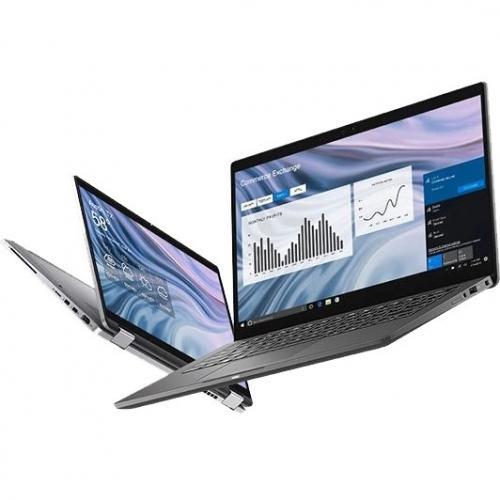 "Dell Latitude 7000 7310 13.3"" Notebook   Full HD   1920 X 1080   Intel Core I5 (10th Gen) I5 10310U Quad Core (4 Core) 1.70 GHz   8 GB RAM   256 GB SSD Alternate-Image2/500"