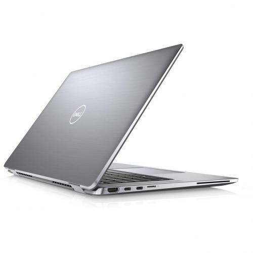 """Dell Latitude 9000 9510 15"""" Touchscreen Notebook   WUXGA   1920 X 1200   Intel Core I5 (10th Gen) I5 10310U Quad Core (4 Core) 1.70 GHz   16 GB RAM   256 GB SSD   Anodized Titan Gray Alternate-Image2/500"""