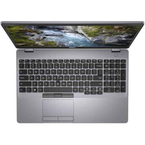 "Dell Precision 3000 3550 15.6"" Mobile Workstation   Full HD   1920 X 1080   Intel Core I7 (10th Gen) I7 10510U Quad Core (4 Core) 1.80 GHz   16 GB RAM   512 GB SSD Alternate-Image2/500"