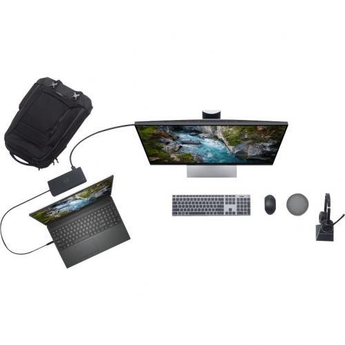"""Dell Precision 3000 3551 15.6"""" Mobile Workstation   Full HD   1920 X 1080   Intel Core I7 (10th Gen) I7 10850H Hexa Core (6 Core) 2.70 GHz   16 GB RAM   512 GB SSD Alternate-Image2/500"""
