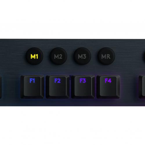 Logitech G915 TKL Tenkeyless Lightspeed Wireless RGB Mechanical Gaming Keyboard Alternate-Image2/500
