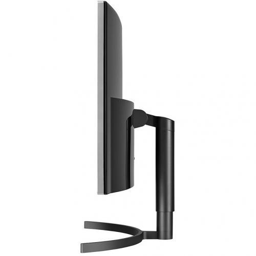 "LG Ultrawide 38BN75C B 38"" UW QHD+ Curved Screen LCD Monitor   21:9   High Glossy Black, Silver Spray Alternate-Image2/500"