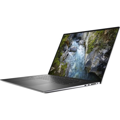 """Dell Precision 5000 5750 17.3"""" Mobile Workstation   Full HD Plus   1920 X 1200   Intel Core I7 (10th Gen) I7 10750H Hexa Core (6 Core) 2.60 GHz   16 GB RAM   512 GB SSD Alternate-Image2/500"""