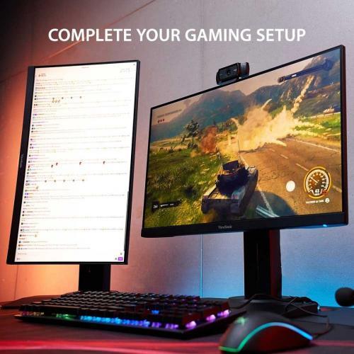 "Viewsonic XG2405 23.8"" Full HD LED Gaming LCD Monitor   16:9 Alternate-Image2/500"
