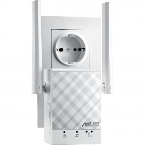 Asus RP AC51 IEEE 802.11ac 750 Mbit/s Wireless Range Extender Alternate-Image2/500