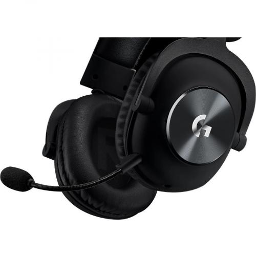 Logitech PRO X Wireless Lightspeed Gaming Headset Alternate-Image2/500