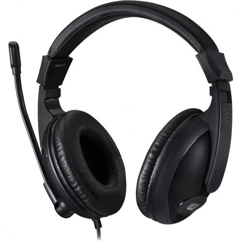 Adesso Xtream H5U   USB Stereo Headset With Microphone   Noise Cancelling   Wired  Lightweight Alternate-Image2/500