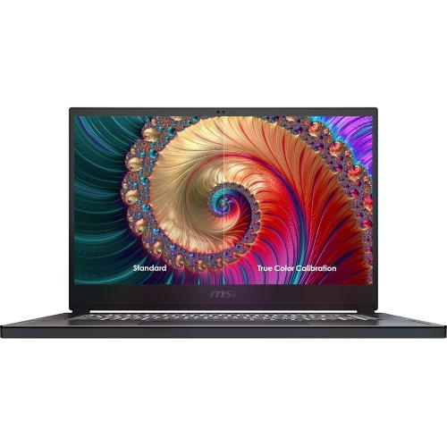 "MSI Creator 15 Creator 15 A10SD 015 15.6"" Gaming Notebook   Full HD   1920 X 1080   Intel Core I7 (10th Gen) I7 10750H 2.60 GHz   16 GB RAM   512 GB SSD   Space Gray With Silver Diamond Cut Alternate-Image2/500"