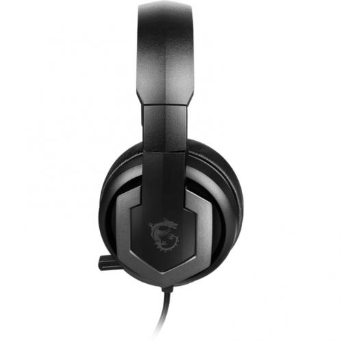 MSI Immerse GH61 Gaming Headset Audio By ONKYO Alternate-Image2/500