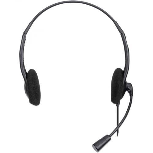Manhattan Stereo USB Headset Alternate-Image2/500