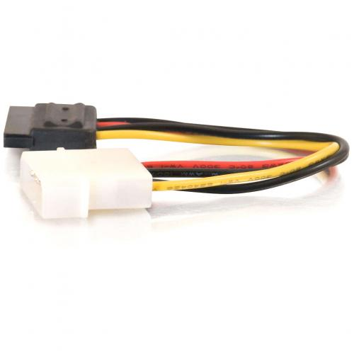C2G 6in Serial ATA Power Adapter Cable Alternate-Image2/500