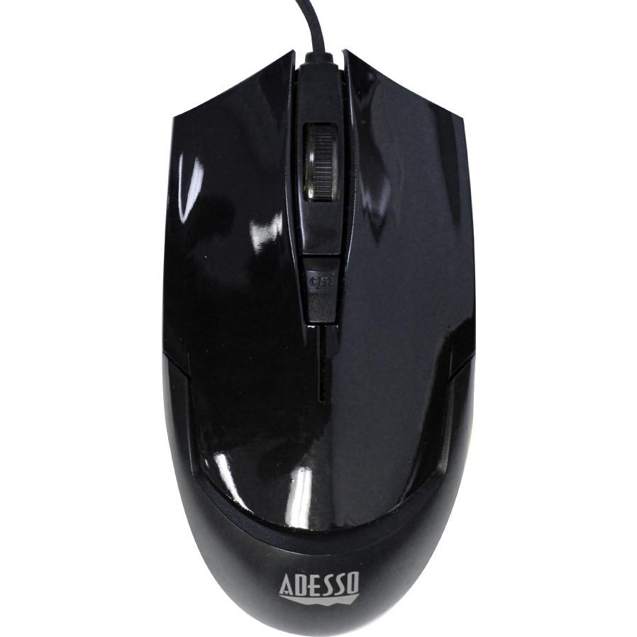 Adesso IMouse G1 Illuminated Desktop Mouse Alternate-Image3