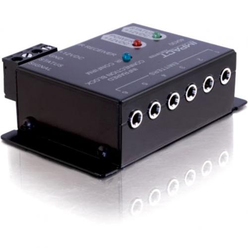 C2G Infrared (IR) Remote Control Repeater Kit Alternate-Image3/500