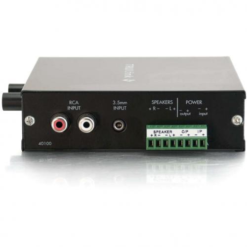 C2G TruLink Audio Amplifier (Plenum Rated) Alternate-Image3/500
