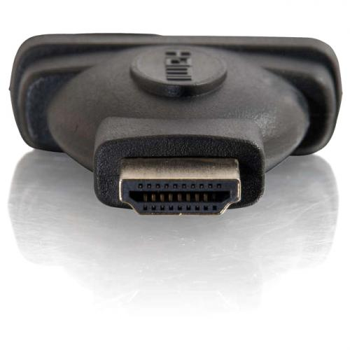 C2G Velocity DVI D Female To HDMI Male Inline Adapter Alternate-Image3/500