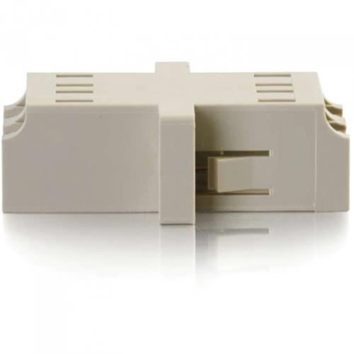 C2G LC/LC Duplex Multimode Fiber Coupler Alternate-Image3/500